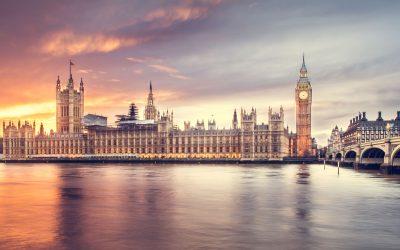 """wir sagen """"hi London!"""""""